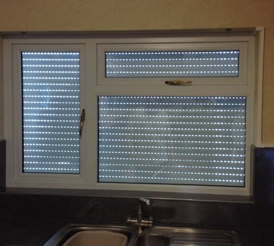 Domestic Security Grille