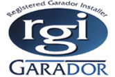 Garador garage doors logo from Acredale