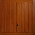 new timber effect garage door Bath