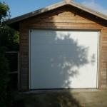 new garage door in Bath