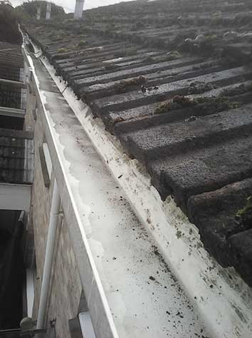 gutter cleaning Bath