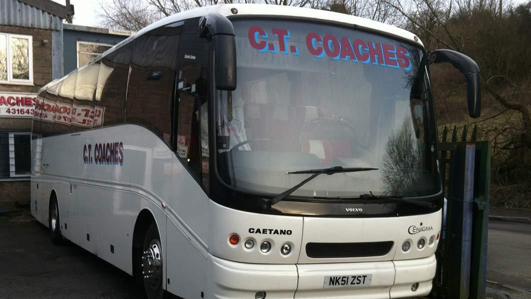 Coach Hire Bath