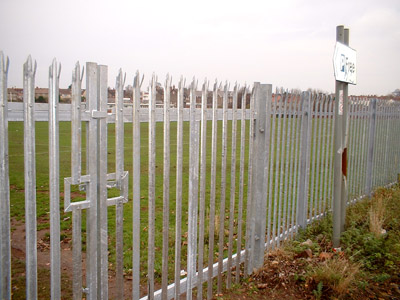 Security Fencing Bristol