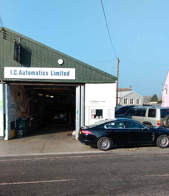 automatic transmission garage near Bath, IC Automatics