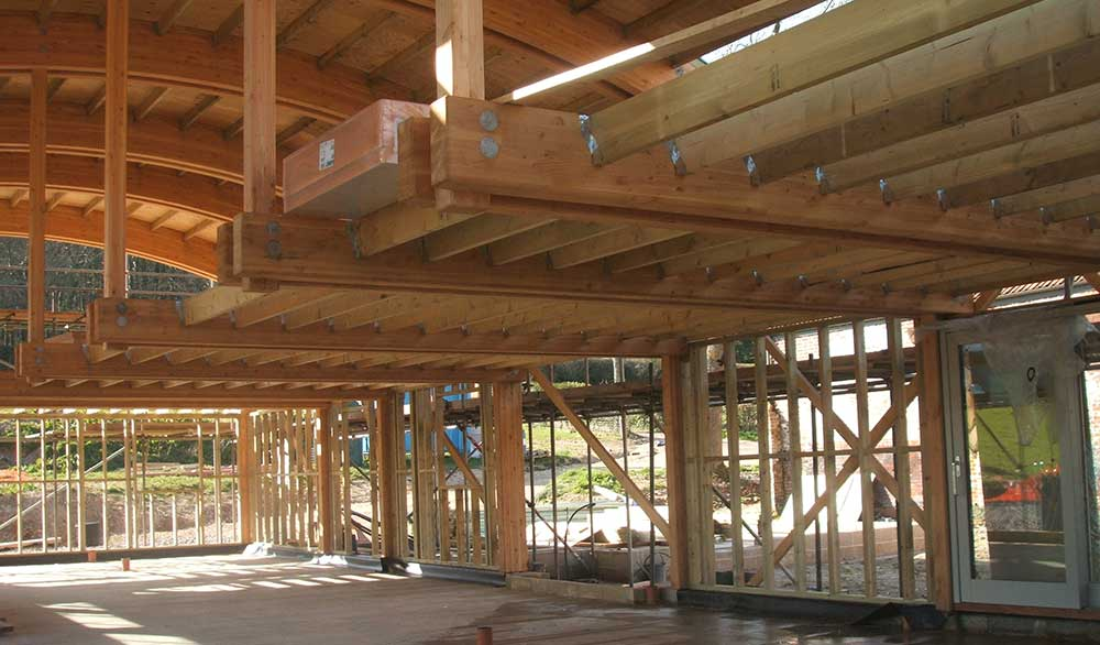 carpentry roofing frames - Carpenter in Bath area
