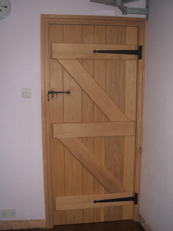 solid-oak-door