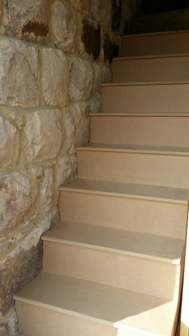 stairs-scribed-to-stone-wall