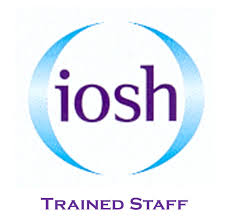 IOSH Trained Staff