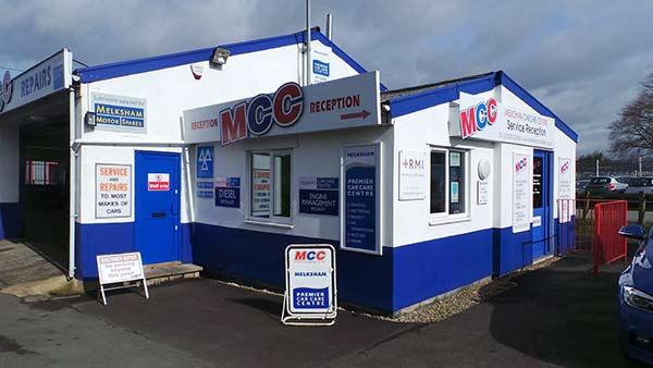Garage office Melksham Care Care