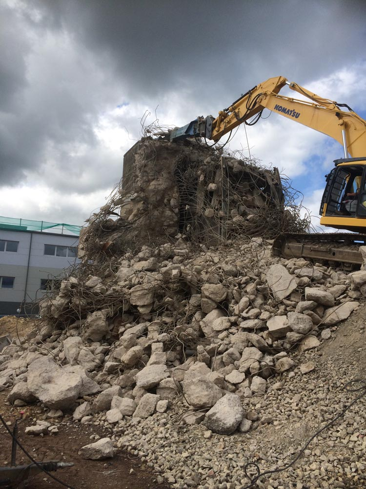 Demolition Bath And Wiltshire