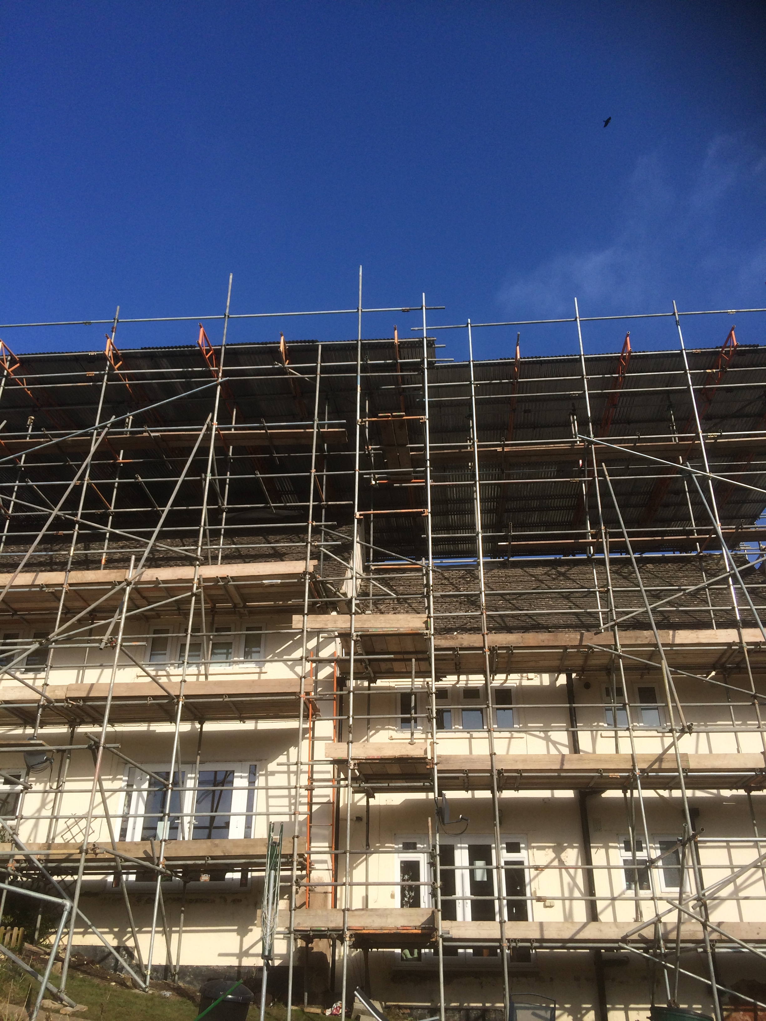 Scaffolding company in South West