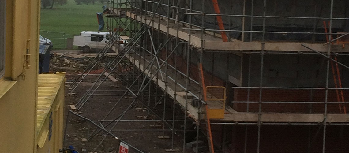 Commercial Scaffolding Bristol
