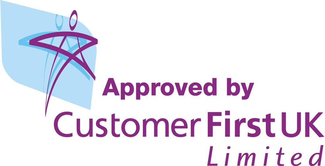 Approved by Customer First UK Limited