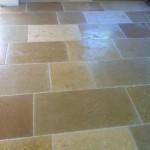 Bathroom Limestone Flooring