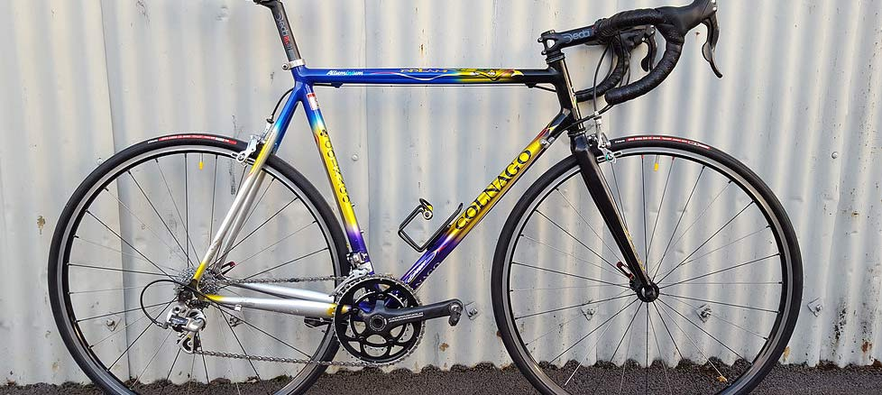 Fully built Colnago Dream