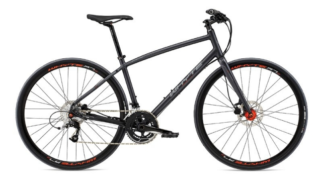 whyte bikes Terrys cycles black