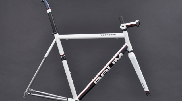 Baum Ristretto frsh from paint before Shipping to Bristol