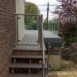 Safety Steel Fabrication Stairs