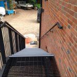 Steel Fabrication Stairwell Chippenham 4