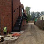 Steel Fabrication Stairwell Chippenham 2
