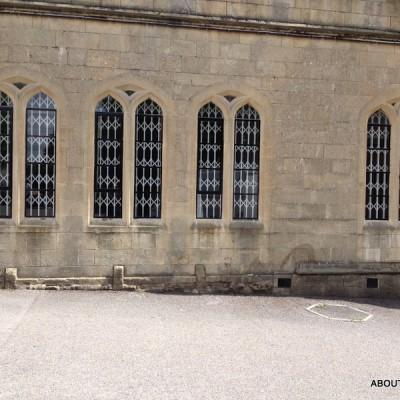 church security grilles