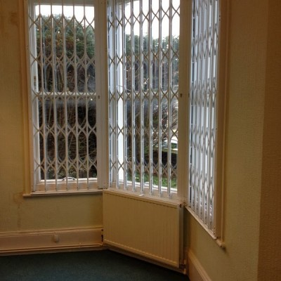 bay window grilles Bristol