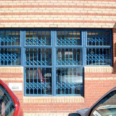Security Grilles Bristol