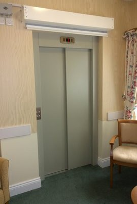Nursing Home Security Doors