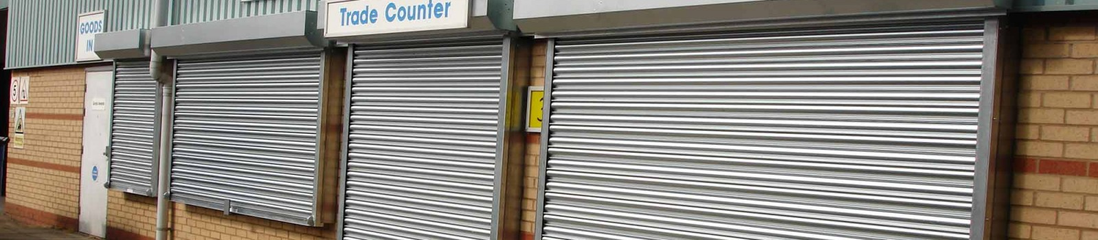 Roller Security Shutters Bristol