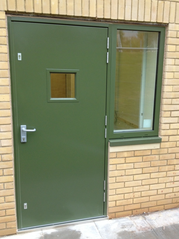 made to measure steel doors bristol