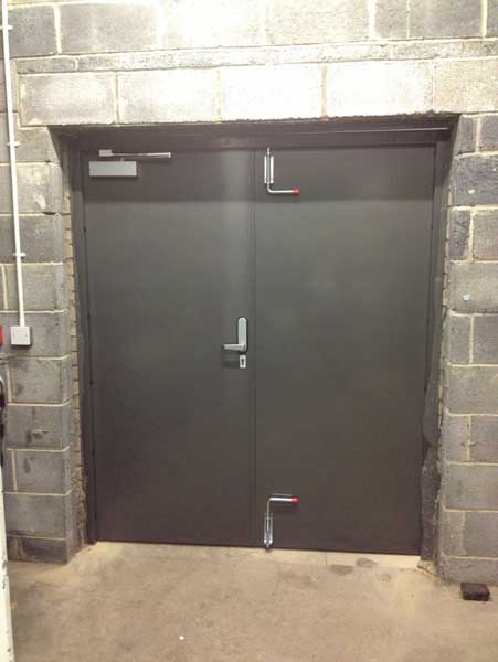 steel security doors Bristol
