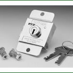 garage door parts Bath - new lock and keys