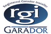 Garador garage doors logo from Acredale