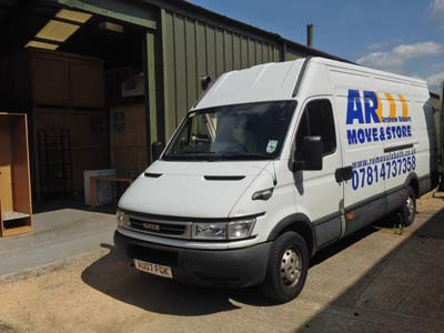 Removal Services In Bath