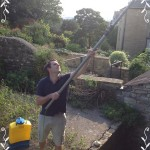 Window cleaning in Bath area