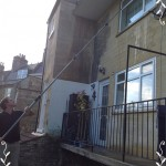 Residential window cleaning in Bath