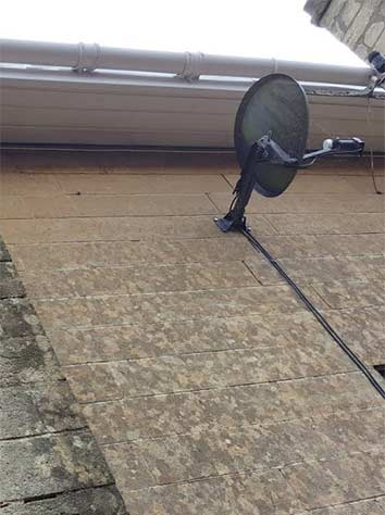 Exterior Property Cleaning Bath