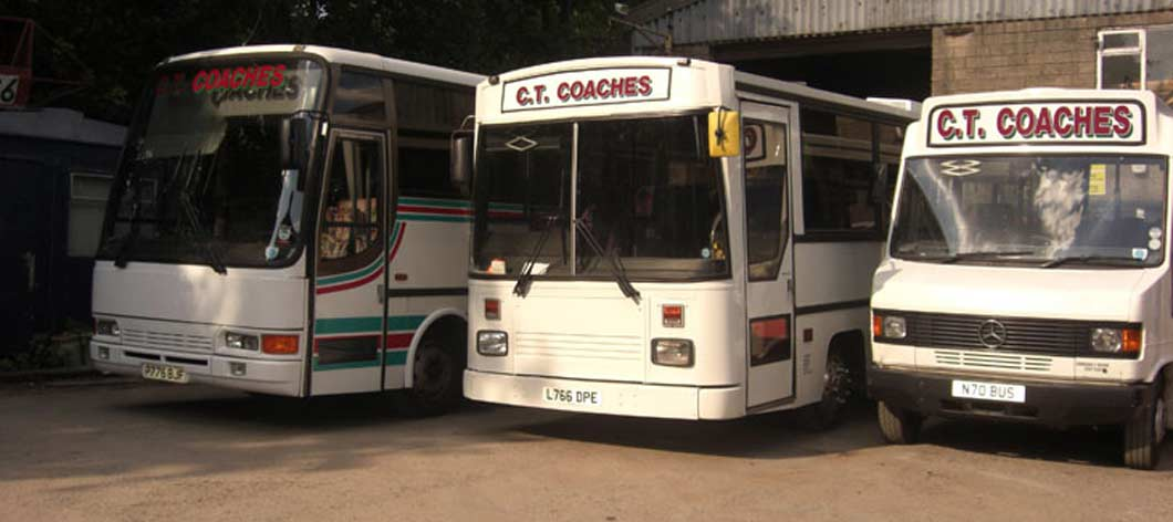 Bath Coach Hire