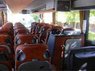 Private coach hire