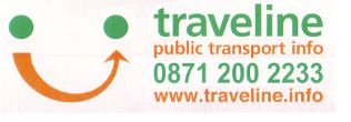 Find our Timetables on Travel Line