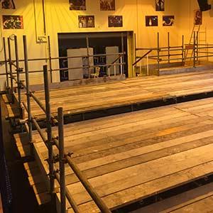 bespoke scaffold hire Bristol