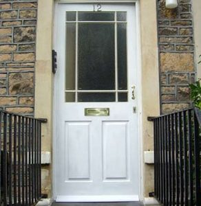 Georgian door replacement Period doors Radstock