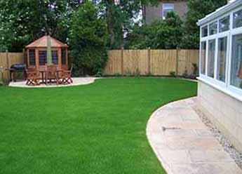 Landscaping Bath, Lawns, Borders