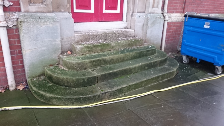Steps Before Masonry Cleaning