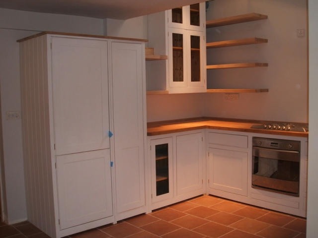 kitchens softwood