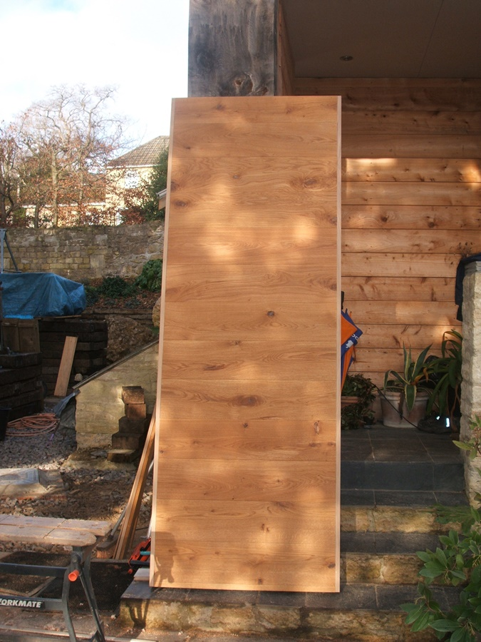 Carpentry Example