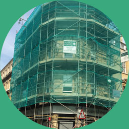 Traditional Scaffolding Frome