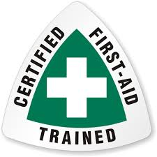 Certified First Aid Trained