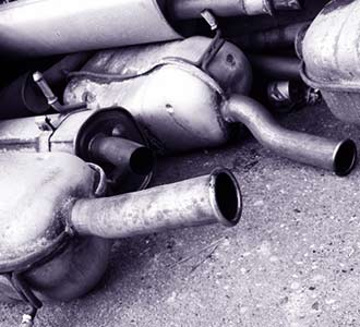 exhaust replacement Melksham