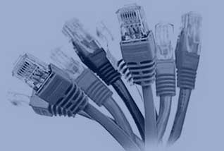 electrical network computer cable